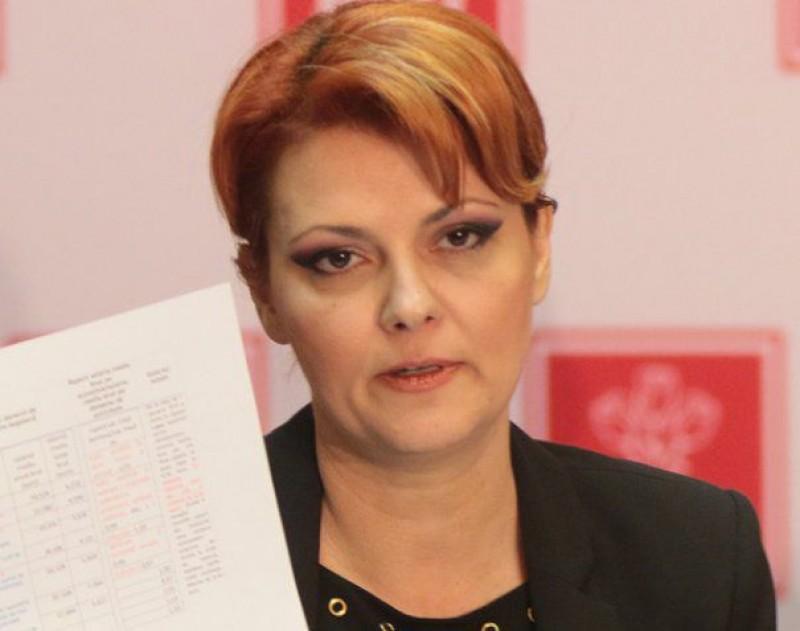 Olguța Vasilescu explică de ce salariile din sănătate au fost mai mici: a fost luna mai scurtă!