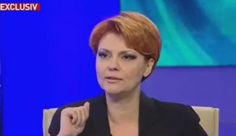 Olguța Vasilescu: Lucrăm la o HG pentru majorarea salariului minim din 1 ianuarie 2019 la 2.050 de lei