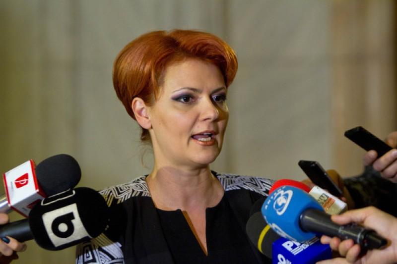 Olguţa Vasilescu: Puteam să nu mai dăm deloc indemnizaţiile pentru creşterea copilului!