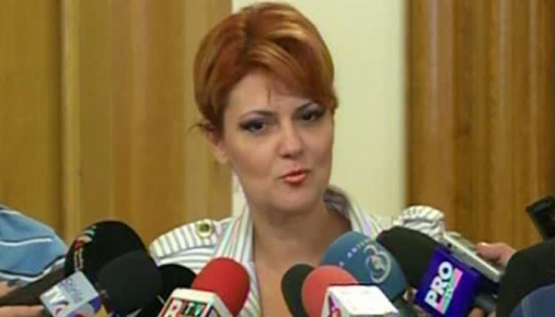 """Olguța Vasilescu: """"Nu mai sunt bani pentru creșteri salariale!"""""""