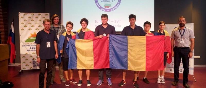 Olimpiada Balcanică de Matematică pentru Juniori, la care un elev botoșănean a câștigat AURUL: România, pe locul 1 în clasamentul pe țări!