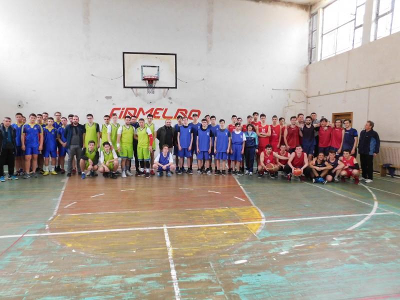 Olimpiada Națională a Sportului Școlar - Etapa Județeană la Baschet! FOTO