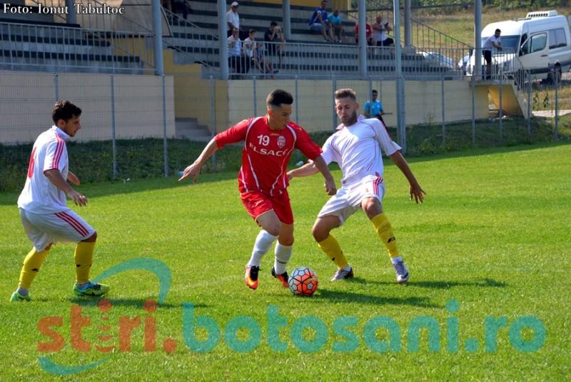 Olimpiu Morutan a debutat in tricoul FC Botosani si a marcat doua goluri pentru juniorii clubului! FOTO, VIDEO