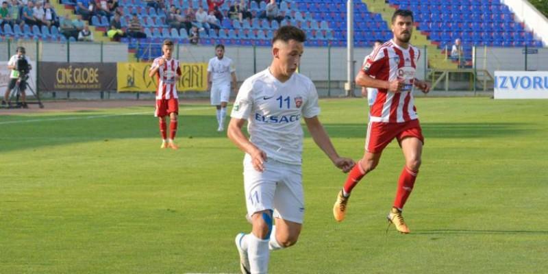 Olimpiu Moruţan a devenit principala ţintă a CFR Cluj