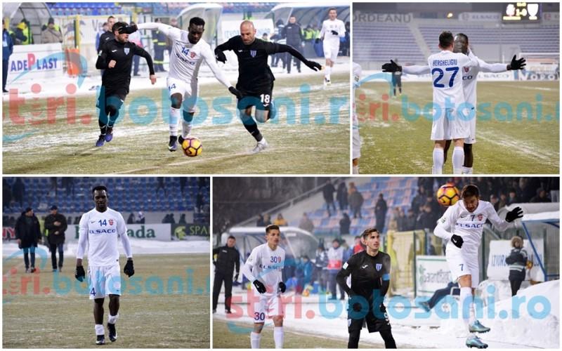 Olteni, Kuku v-a executat!!! FC Botoşani - CS Universitatea Craiova 1- 0! GALERIE FOTO