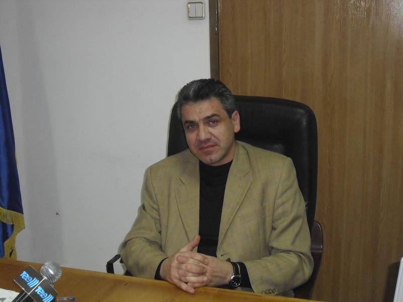 OM NOU LA VREMURI NOI: Achitei si-a preluat oficial scaunul de vicepresedinte al Consiliului Judetean Botosani!