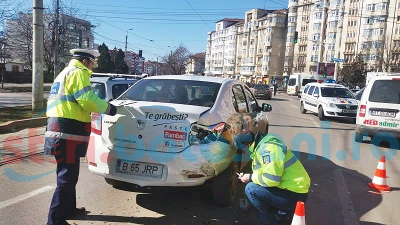 Omul de afaceri implicat în accidentul de la Mall, transferat la Iași!