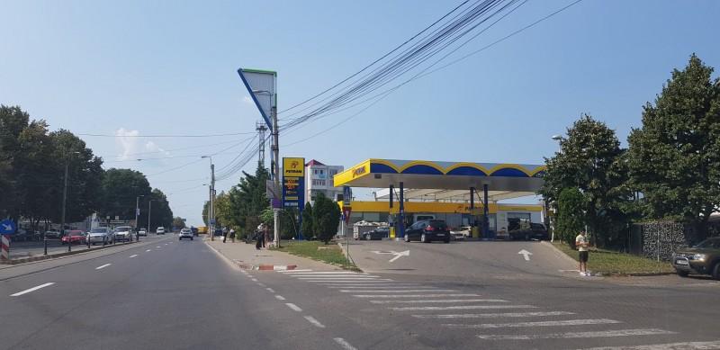 OMV Botoșani rebranduit, transformat în PETROM