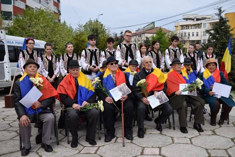 Onoare și Respect: Veteranii de război, cinstiți la Botoșani! FOTO