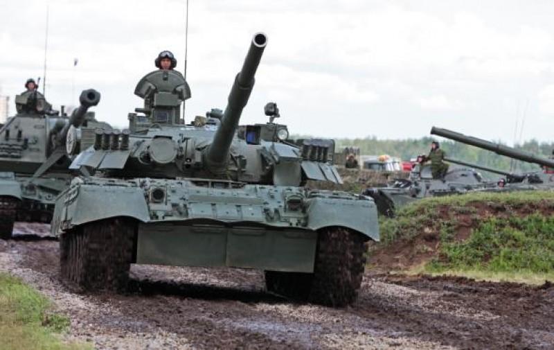 Operațiune militară fără precedent a Rusiei în apropierea României