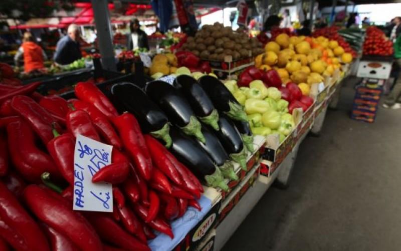 """Operațiunea """"Ceres"""": Fiscul verifică, toată vara, piața de legume și fructe!"""