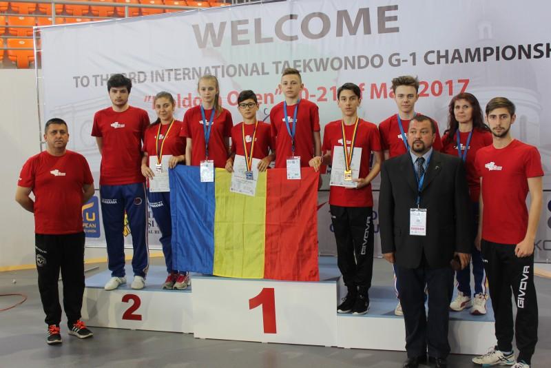 Opt sportivi botosaneni si doi tehnicieni, in lotul national al Romaniei! Vezi ce premii au obtinut in Republica Moldova - FOTO