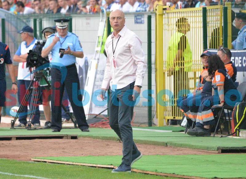 "Optimism la FC Botosani: ""Sunt convins ca ne vom califica in turul doi"""