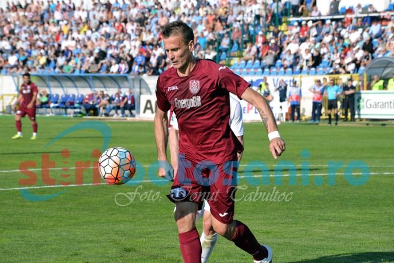 Ora de disputare a meciului FC Botosani - CFR Cluj, sub semnul intrebarii!
