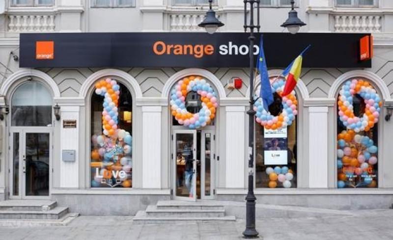 Orange România a deschis la Botoșani smart shop-ul cu numărul 1.000 la nivel internaţional