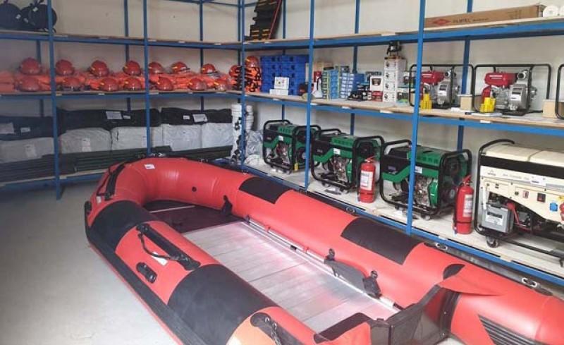 Orașul Ștefănești și-a achiziționat echipamente pentru gestionarea situațiilor de urgență cu fonduri europene!