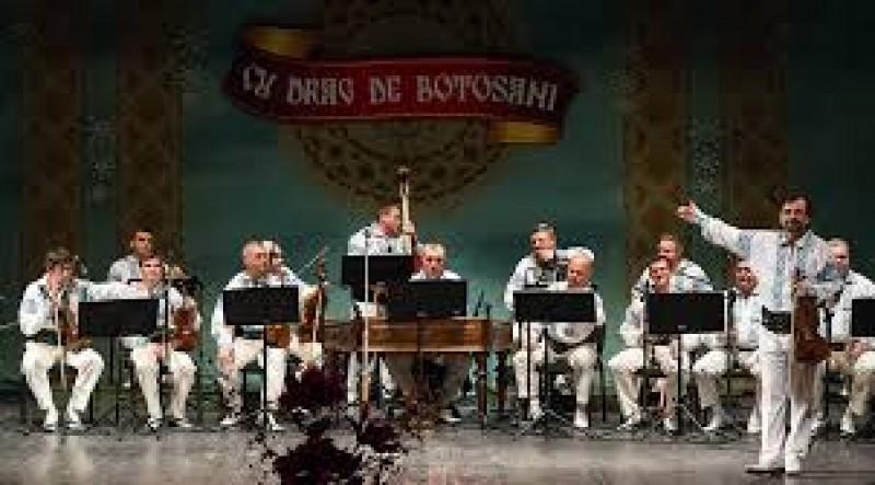 """Orchestra Populară """"Rapsozii Botoșanilor"""", la Zilele Iaşului!"""
