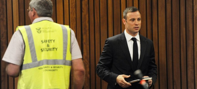 Oscar Pistorius, condamnat la inchisoare cu executare pentru uciderea logodnicei sale!