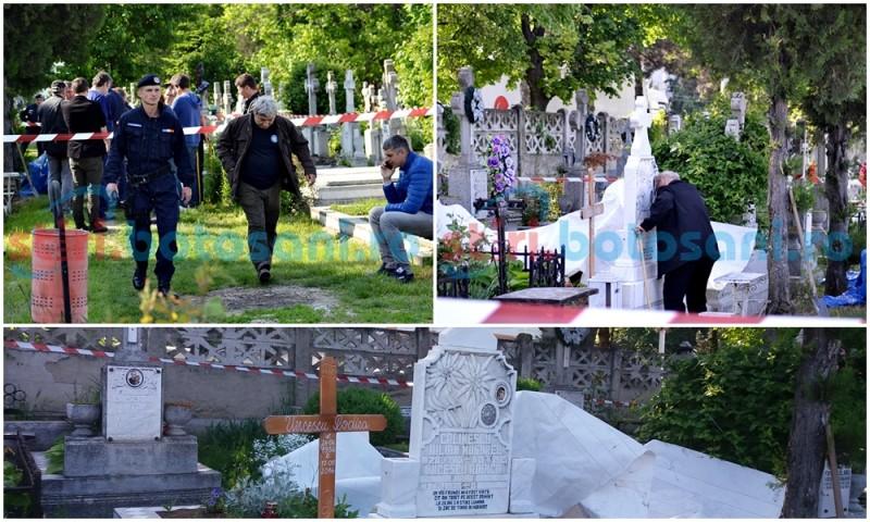 """Osemintele lui Mugur Călinescu au fost deshumate, la un an de la moartea mamei sale: """"Mugur ar trebui decorat post-mortem"""", crede Marius Oprea, expert IICCMER FOTO"""