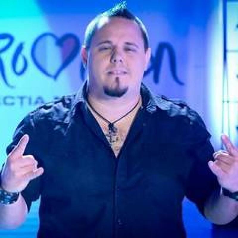 Ovidiu Anton va reprezenta România la Eurovision 2016! VIDEO