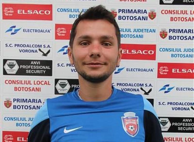 """Ovidiu Chiribici, preparatorul fizic de la FC Botosani: """"Să otrăvim fântânile, să ascuţim săgeţile, să facem absolut orice pentru a câştiga"""""""