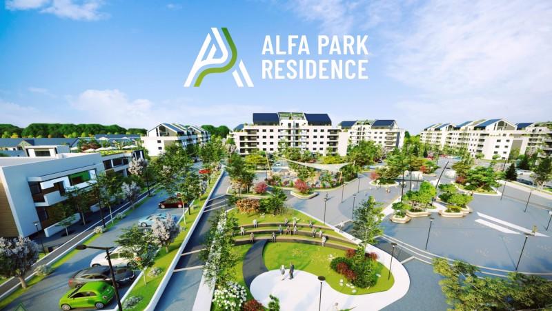 (P) Alfa Park Residence - Investim în calitatea vieții!