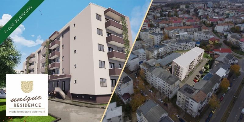 (P) Apartamente noi ce asigură facilitatea de recompartimentare fără a afecta structura de rezistenţă