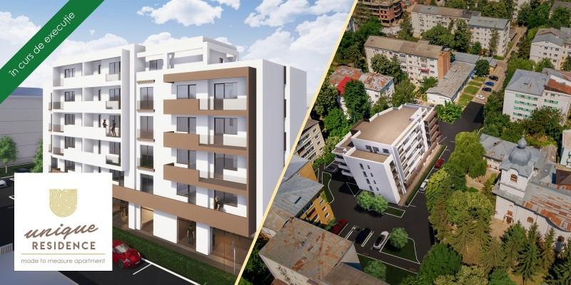 (P) Apartamente Premium în centrul Botoșaniului
