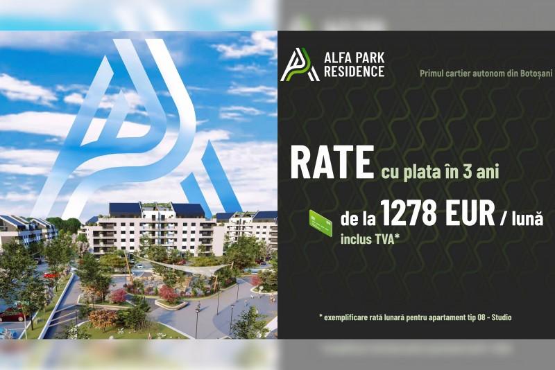 (P) Cât de ușor poți avea un apartament sau o casă nouă în Alfa Park Residence