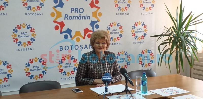 """(P) Comunicat Pro România: Mihaela Huncă: """"Avem nevoie mai mult ca oricând de o reformă fără compromisuri a stângii"""""""