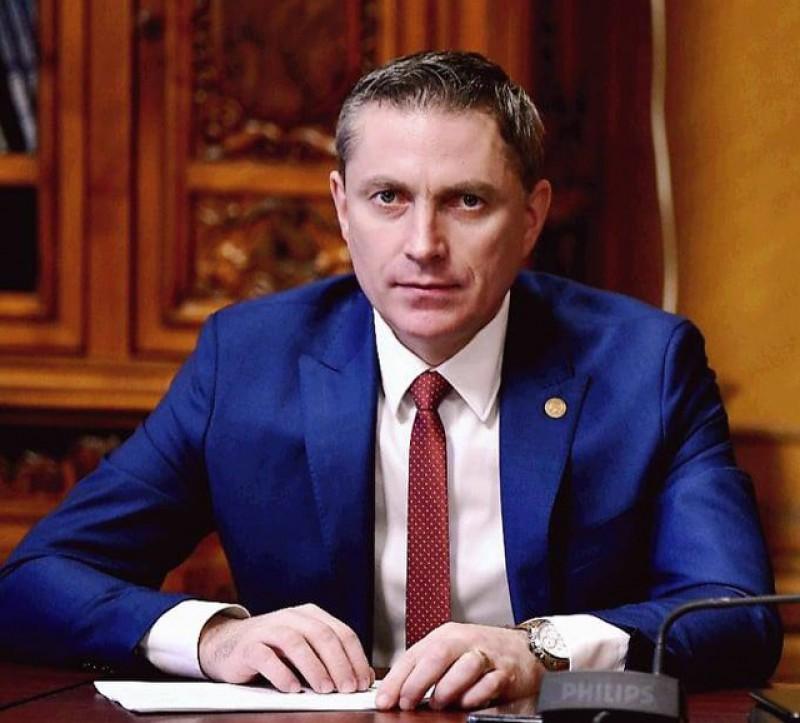 (P) Comunicat PSD: Clarificare deputat PSD Costel Lupașcu.