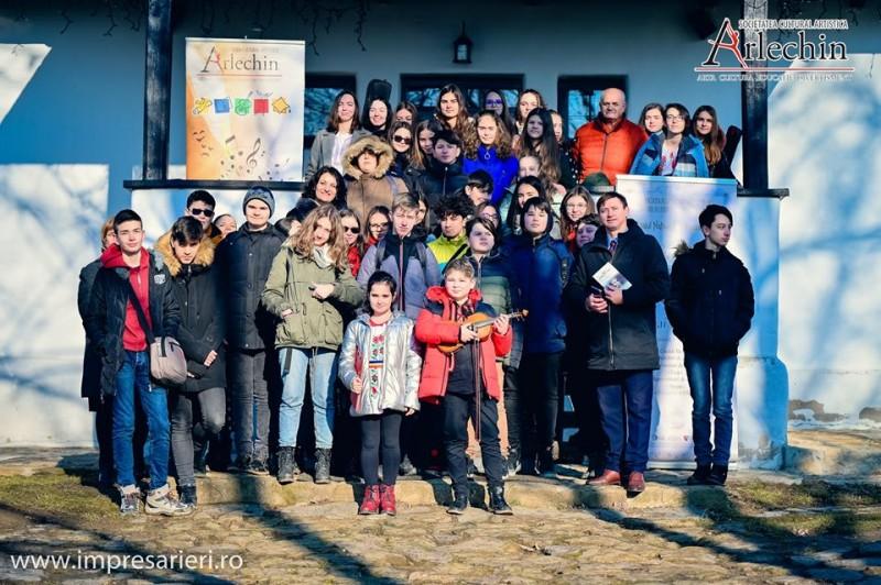 (P) De Ziua Culturii Naționale, copiii și tinerii din Botoșani, România și Bălți, Republica Moldova vor extinde graniţele manifestărilor dedicate Poetului național și universal, Mihai Eminescu!