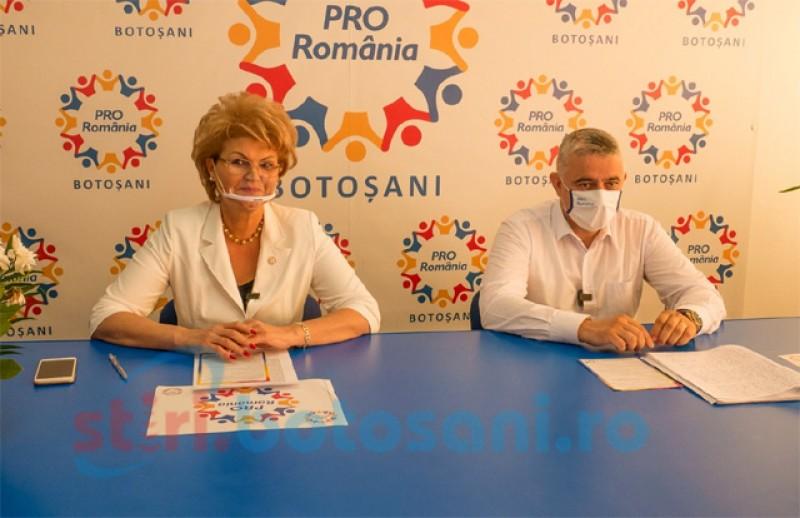 (P) Mihaela Huncă, deputat Pro România, candidat la președinția Consiliului Județean: Trebuie să avem grijă de cei care nu mai pot avea grijă de ei, iar Pro România va face acest lucru!
