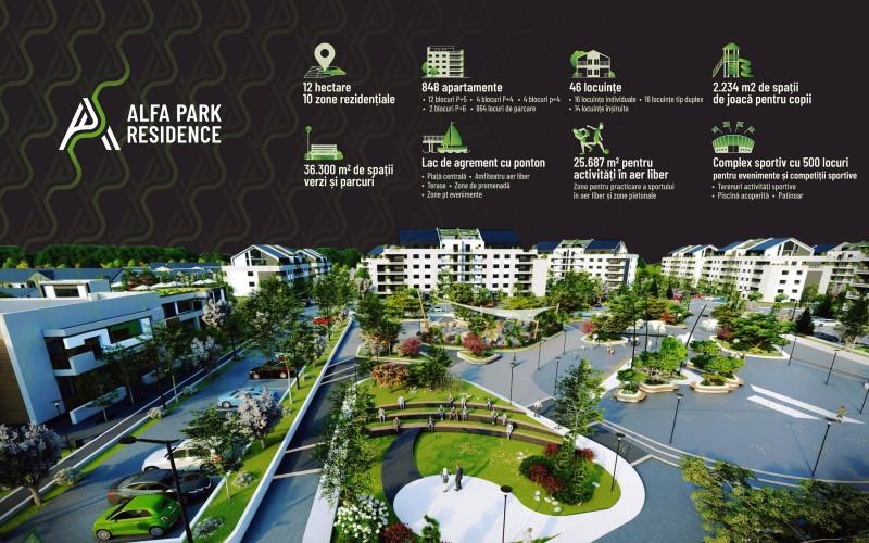 (P) Oportunități financiare la contractarea unui apartament sau a unei case noi în Alfa Park Residence