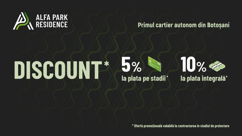 (P) Prima etapă a cartierului Alfa Park debutează cu recompensarea ideilor clienților