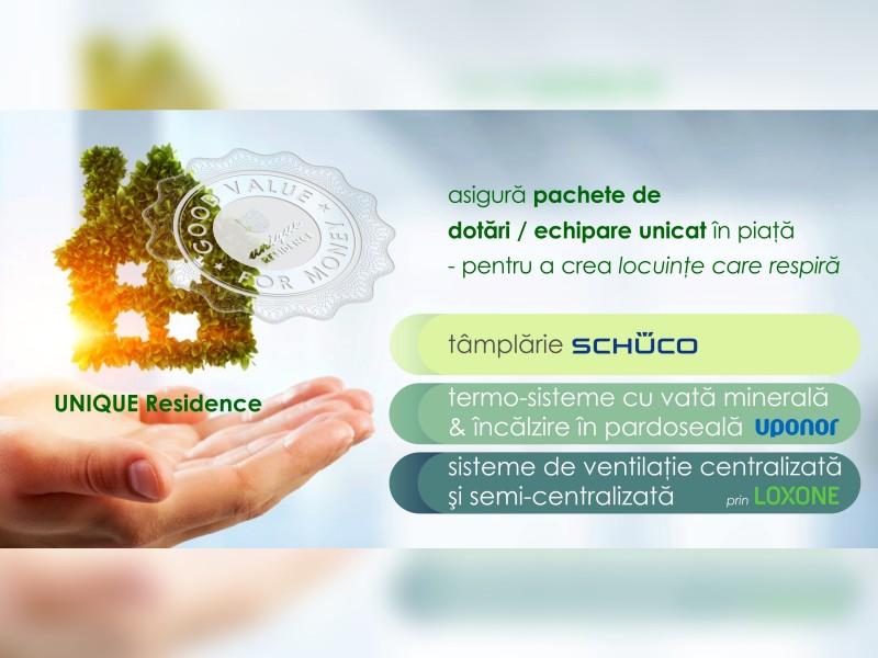 (P) Ridicăm standardele: noul ansamblu de apartamente Premium cu pachete de dotări - unicat în piață - pt. locuințe care respiră!