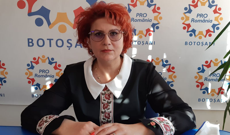 (P) Roxana Florentina Țurcanu, candidatul PRO România pentru Senatul României: În zadar, ne dorim redeschiderea școlilor pentru copiii noștri, dacă decizia lui Klaus Iohannis este împotriva acestei solicitări