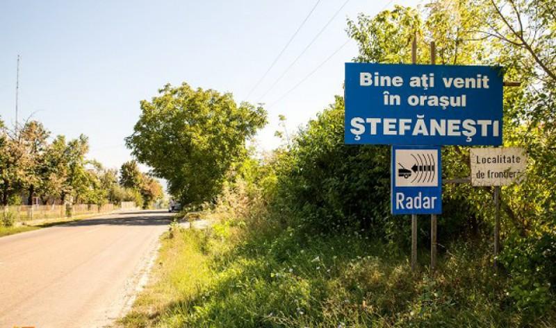 Păcăleală în cazul drumului Botoșani – Ștefănești?