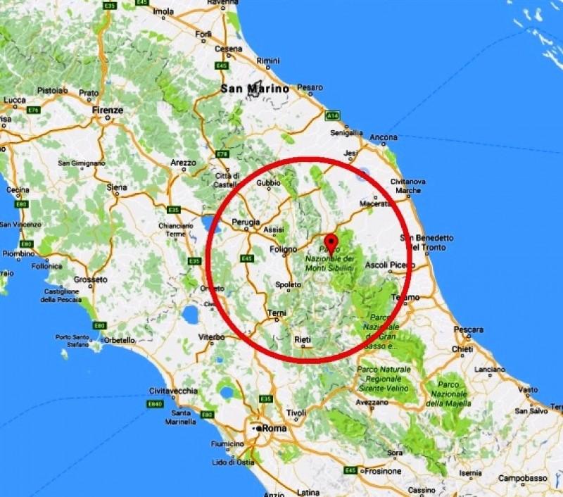 Pământul s-a cutremurat în centrul Italiei: răniți și clădiri dărâmate!