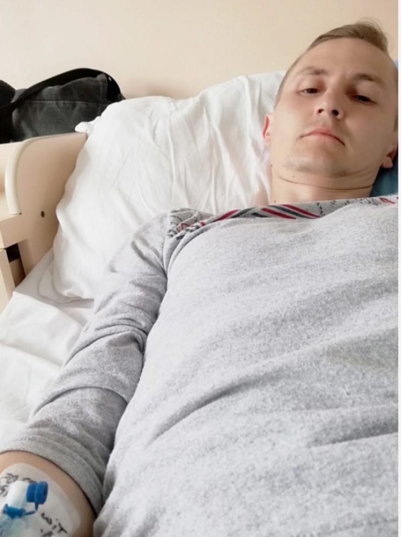 Părăsit de prieten într-un moment dificil, un botoșănean grav bolnav luptă pentru viața lui