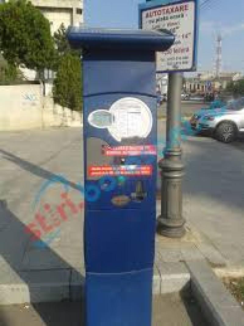 Parcările cu plată din municipiu, supuse din nou atenției consilierilor locali