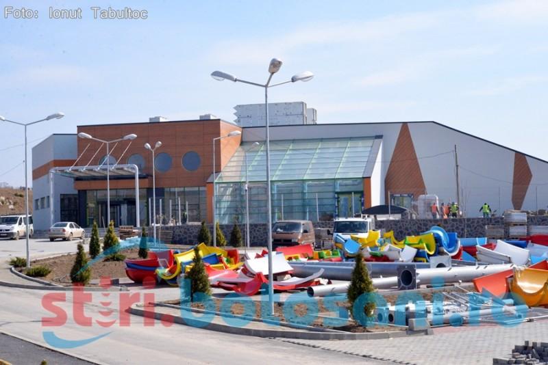Parcul Cornișa se deschide pe obiective
