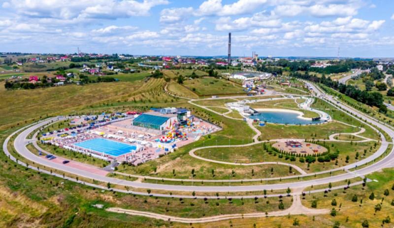 Parcul de agrement Cornișa a fost redeschis