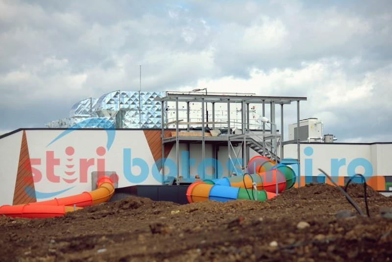 Parcul de Agrement Cornişa se va deschide pe etape