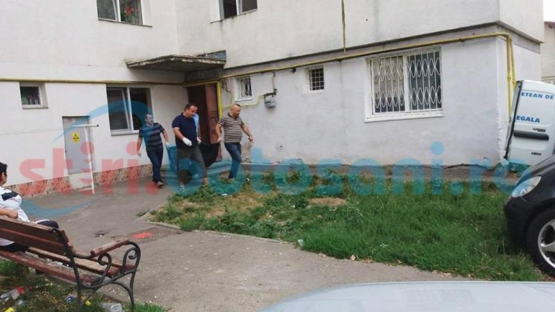 Moarte suspectă într-un apartament din Parcul Tineretului! FOTO