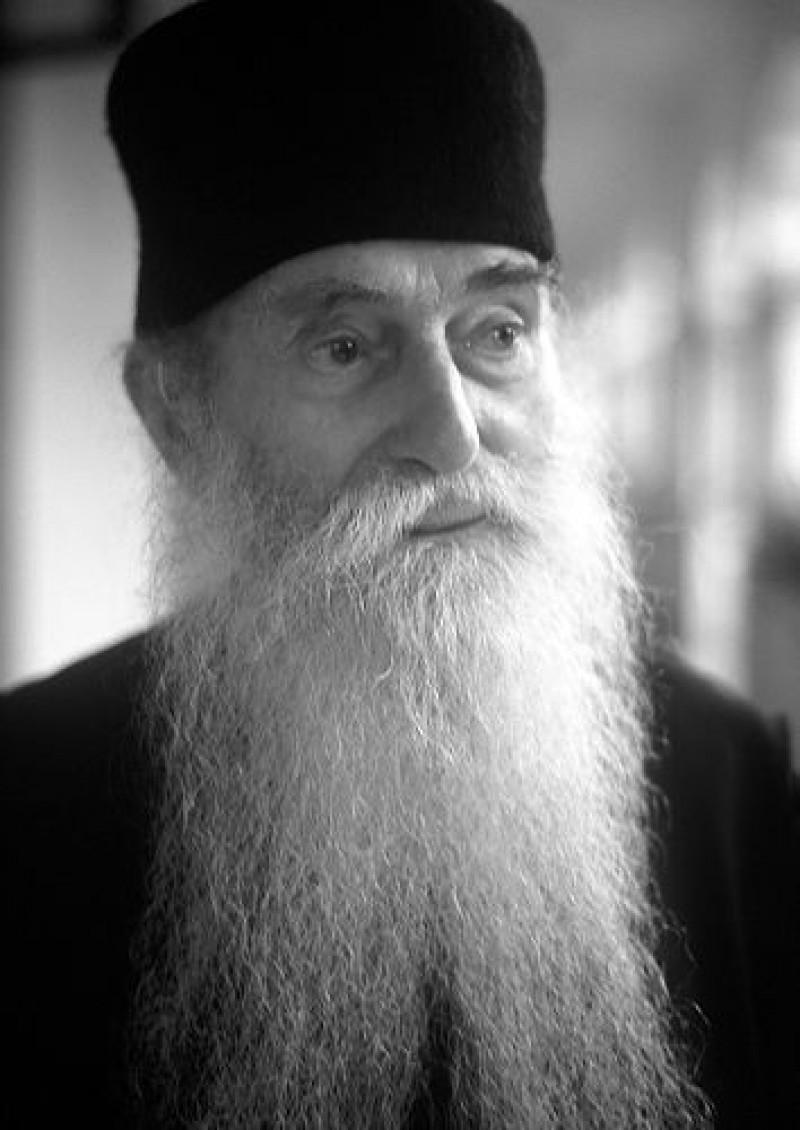 """Parintele Arsenie Papacioc: """"Să ai la tinereţe puţină bătrâneţe"""""""