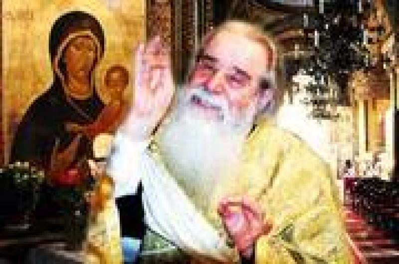 Parintele Constantin Galeriu: Dregatorul bogat - pazirea poruncilor