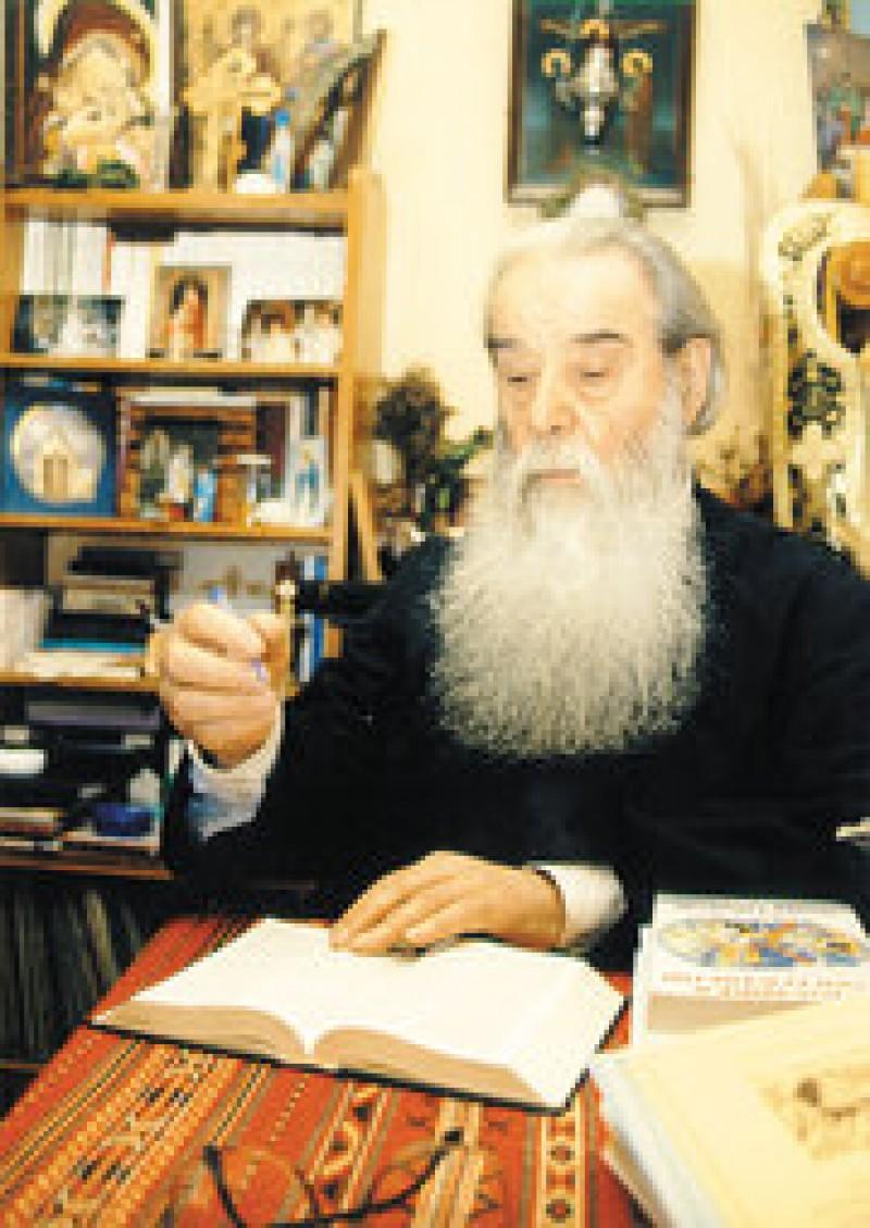 Părintele Constantin Galeriu: Duminica lui Zaheu - VIDEO
