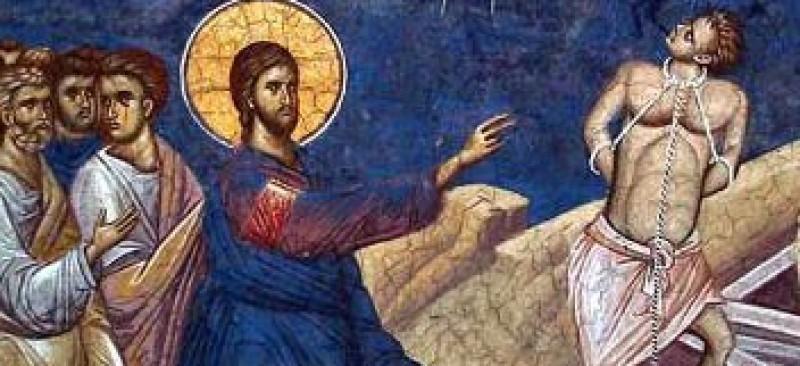 Părintele Constantin Galeriu: Vindecarea demonizatului din ținutul ghergheșenilor - VIDEO