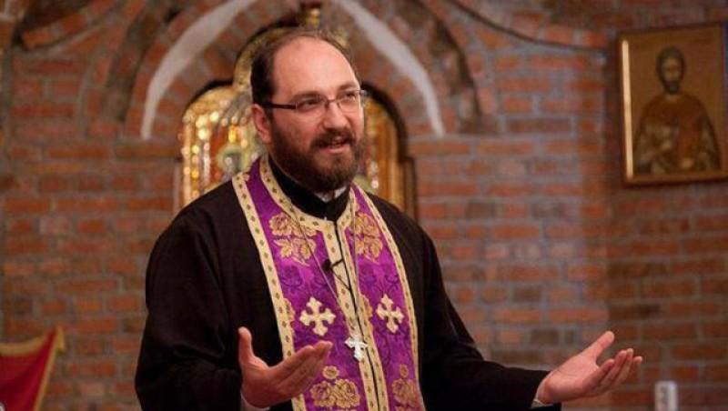 Părintele Constantin Necula: politicienii ar trebui să intre în silenzio stampa în Săptămâna Patimilor